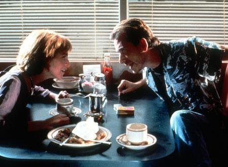 2. «Криминальное чтиво» (1994) идеальная, кино на выходные, кофе, кофеманы, подборка, фильмы