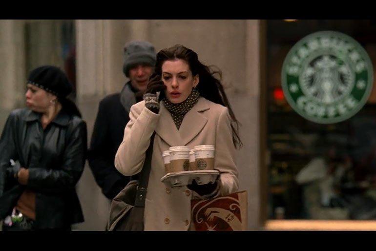4. «Дьявол носит Prada» (2006) идеальная, кино на выходные, кофе, кофеманы, подборка, фильмы