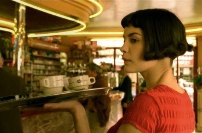 6. «Амели» (2001) идеальная, кино на выходные, кофе, кофеманы, подборка, фильмы