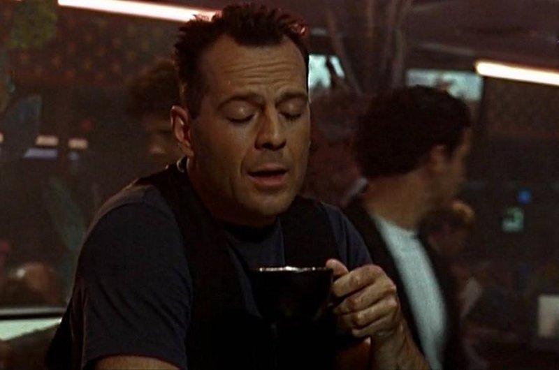 5. «Гудзонский ястреб» (1991) идеальная, кино на выходные, кофе, кофеманы, подборка, фильмы