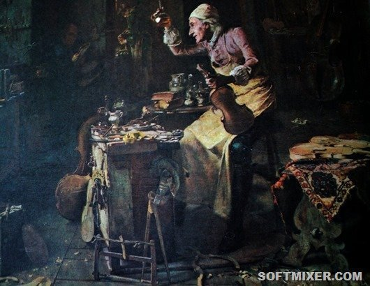 Золотой период Страдивари, история, скрипка., факты