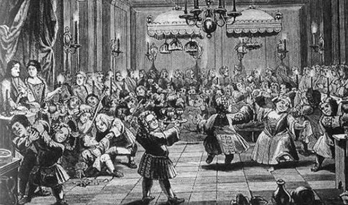 Свадьба карликов. история, россия, царица