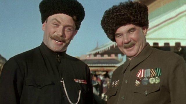 Тест: Насколько хорошо вы помните фильм «Кубанские казаки», или О чём говорят казаки? Кубань, дом кино, казаки, кино, тест, фильм