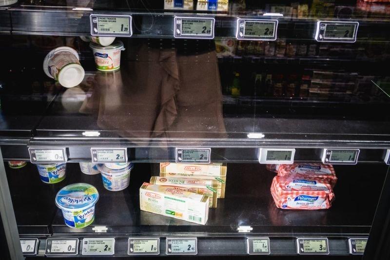 Во французском майонезе обнаружили украинское машинное масло европейцы, еда, факты, экспорт