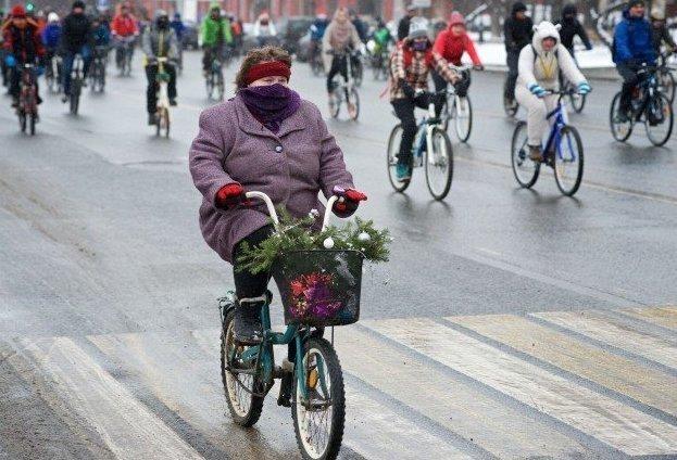 А вот фоточки с прошлых парадов вело, велопарад, машков, москва, пробег, садовое