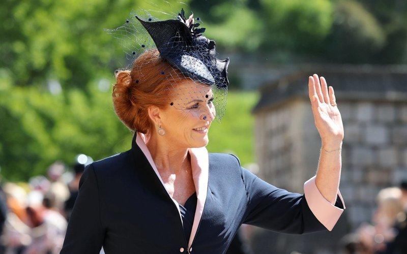 На свадьбу пригласили и Сару Фергюсон, герцогиню Йоркскую, которую не включили в список гостей на свадьбе Кейт и Уильяма Megan, великобритания, гарри, знаменитости, принцесса, свадьба, фотография