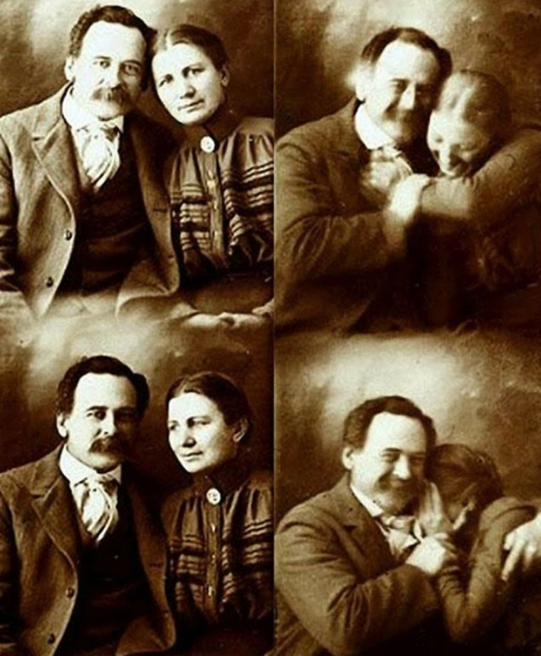 Английская пара викторианской эпохи безуспешно пытается позировать фотографу истории, любопытно, люди и мир, новый взгляд, познавательно, репортажные снимки, фото, фотографии