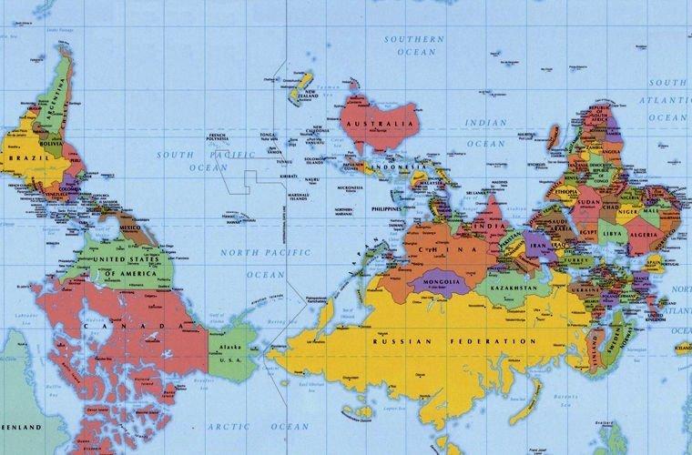 Переворачивать Австралию вниз головой Австралии, в мире, закон, люди, порядок, правила