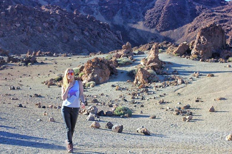 Тейде марс, марсианские пейзажи, необычная местность, пейзажи, похоже на Марс, странная местность