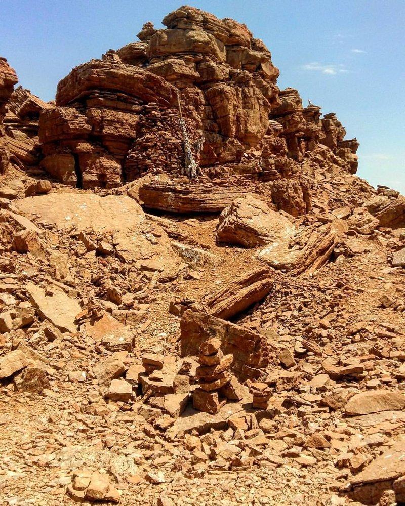 Шалбуздаг, Дагестан марс, марсианские пейзажи, необычная местность, пейзажи, похоже на Марс, странная местность