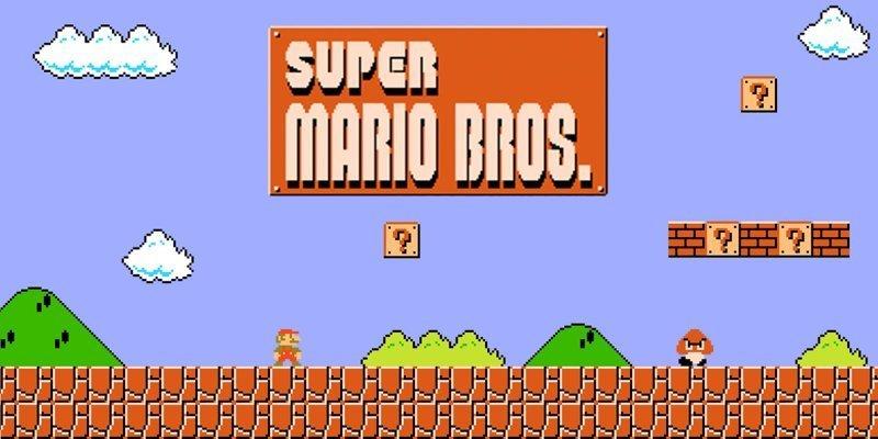 Super Mario Bros dendy, nes, детство, игры, ностальгия