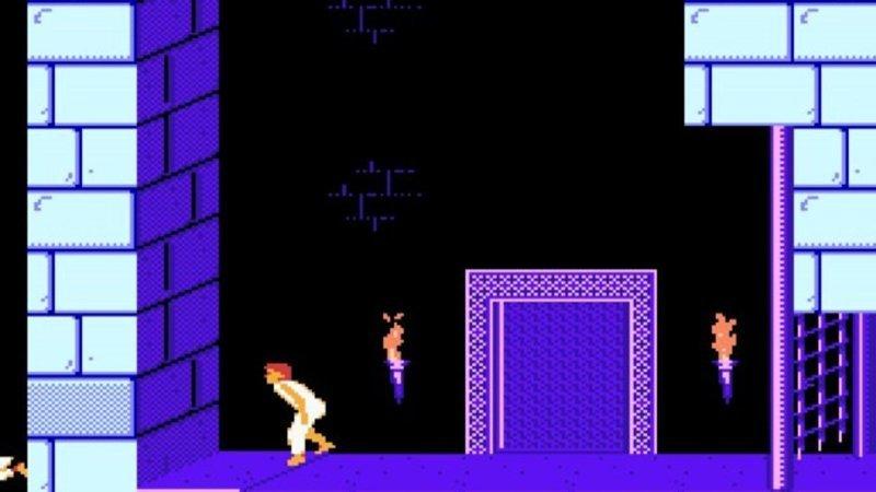 Prince of Persia dendy, nes, детство, игры, ностальгия