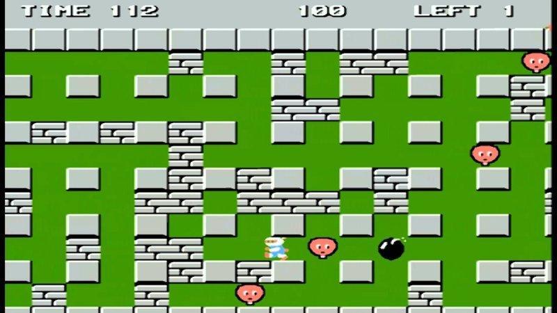 Bomberman dendy, nes, детство, игры, ностальгия