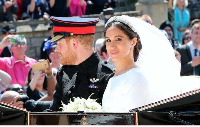 """""""Да! Я это сделала!"""" Меган Маркл, забавно, королевская свадьба, приколы, принц гарри, свадебный юмор, смешно, юмор"""