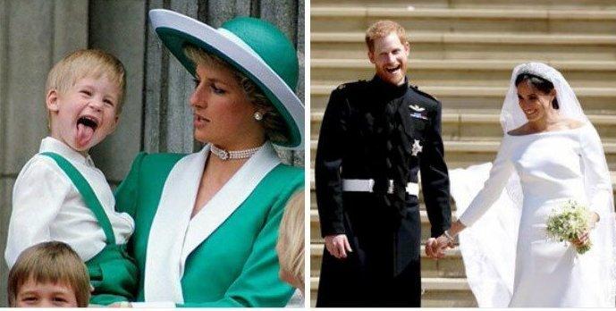 Все мы родом из детства! Меган Маркл, забавно, королевская свадьба, приколы, принц гарри, свадебный юмор, смешно, юмор
