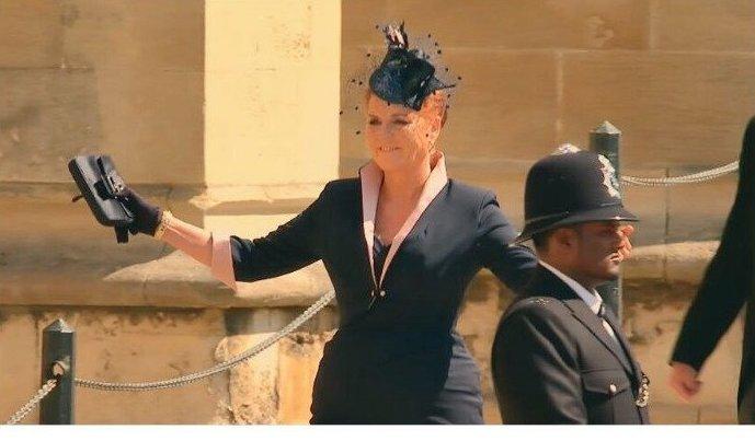"""""""Встречайте тетушку, малятки!"""" Меган Маркл, забавно, королевская свадьба, приколы, принц гарри, свадебный юмор, смешно, юмор"""