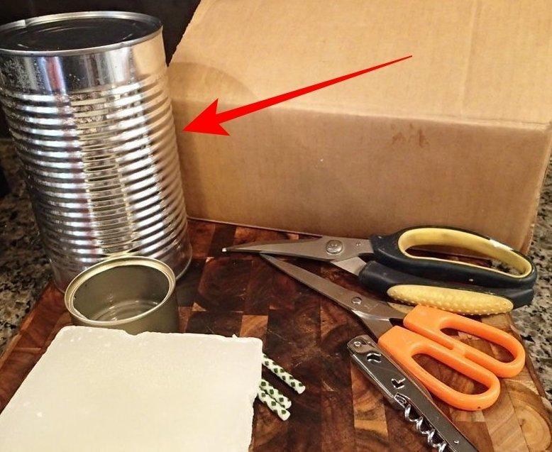 15 фантастических идей использования жестяных банок идеи, из банок, интересно, поделки из банок, своими руками
