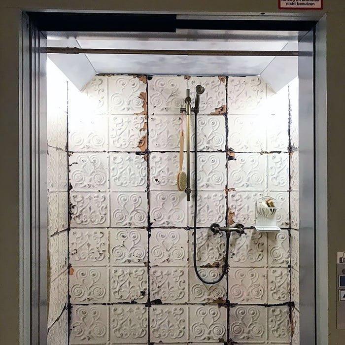 16. Лифт и старинная ванная — два в одном в мире, дизайн, дизайнеры, красота, креатив, лифтк, фантази