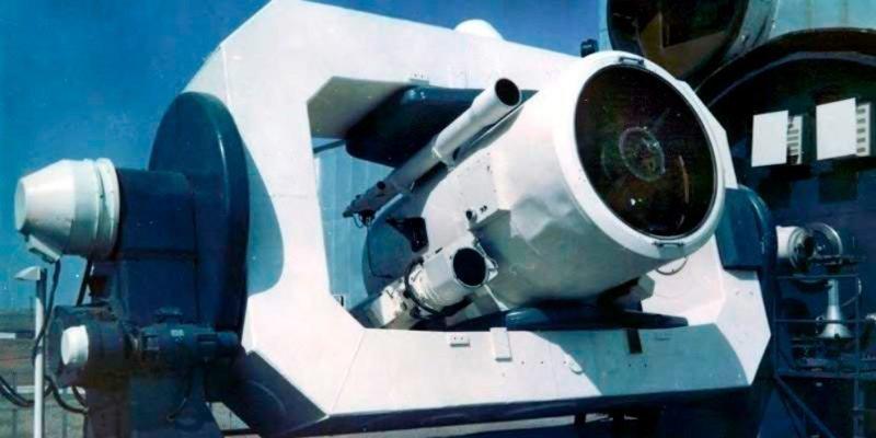 Телескоп ТГ-1 лазерного локатора ЛЭ-1, полигон Сары-Шаган: СССР, война, история