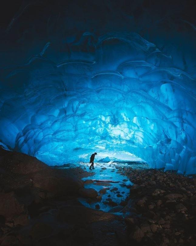 15. Ледяное небо без фотошопа, вы не поверите, места, природа, реальность, удивительные, чудеса