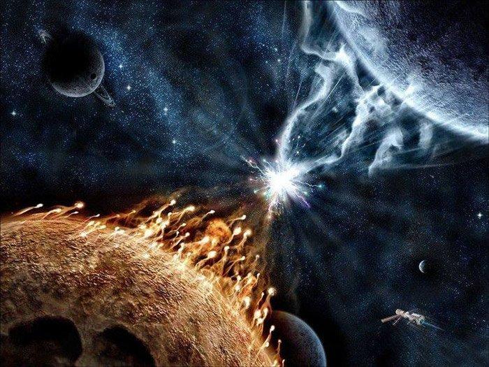 30. Энтропия вселенная, космос, наука, ученые