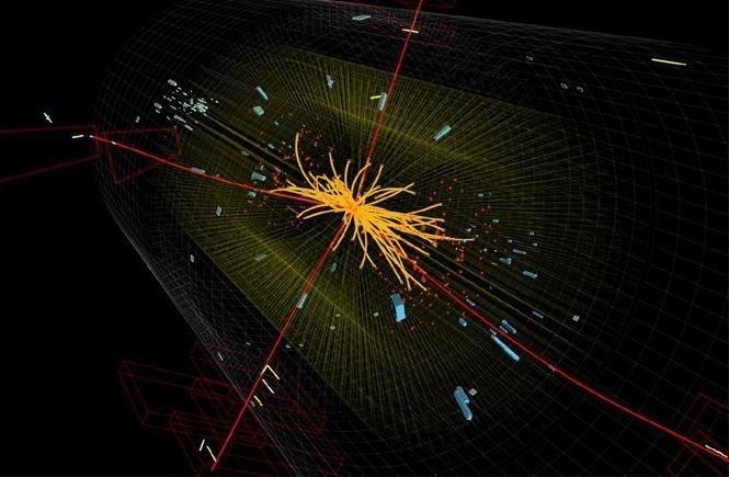 21. Бозон Хиггса вселенная, космос, наука, ученые