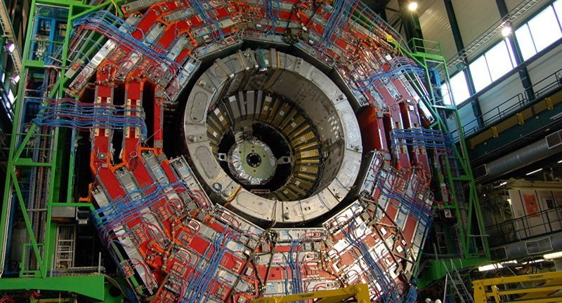 20. Коллайдер (англ. collider от collide – сталкиваться) вселенная, космос, наука, ученые