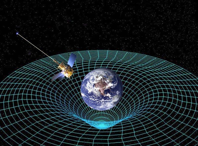 3. Пространство-время вселенная, космос, наука, ученые