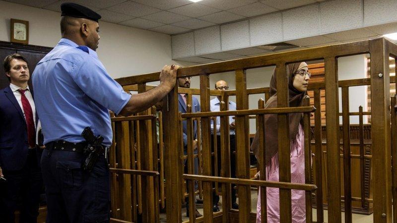 40 смертных приговоров: в Ираке судят иностранных невест ИГИЛ ИГИЛ, Иностранные, Смертная казнь, жены, ирак, ирак. игил, невесты, суд