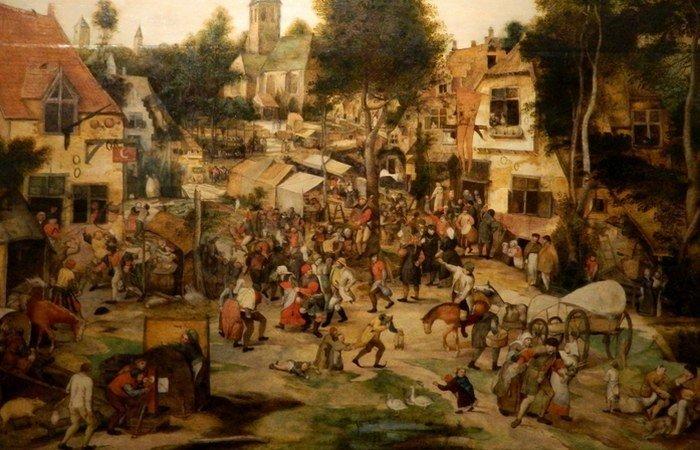 10 правдивых фактов о жизни в средневековой Англии, о которых не пишут в учебниках жизнь, история, средневековье