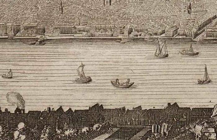 Гниющая Темза жизнь, история, средневековье