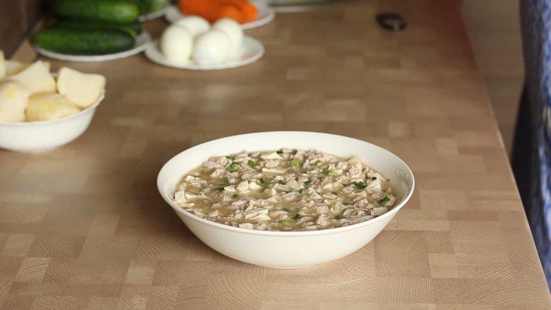 ПОДГОТОВКА МЯСА IrinaCooking, видео рецепт, еда, кулинария, окрошка, рецепт, холодный суп