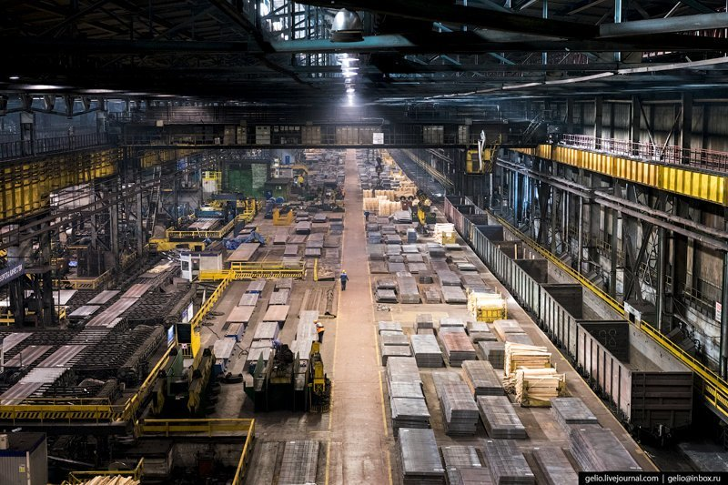 Череповецкий металлургический комбинат: стальной гигант размером с город как это устроено, путешествия, факты, фото