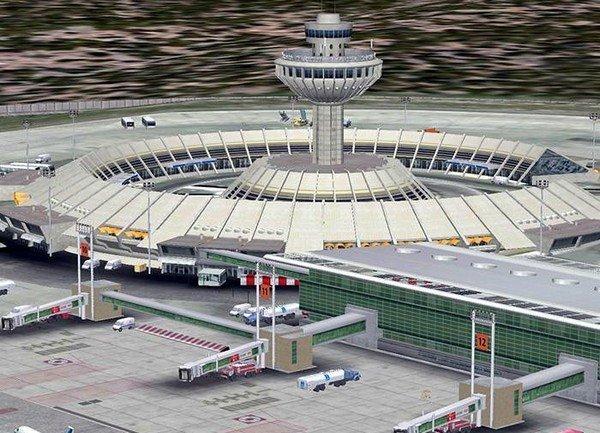 Аэропорт Звартноц. Ереван, Армения аэропорты, интересно, фото