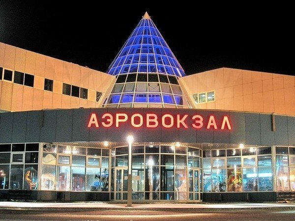 Аэропорт Ханты-Мансийск. Россия аэропорты, интересно, фото