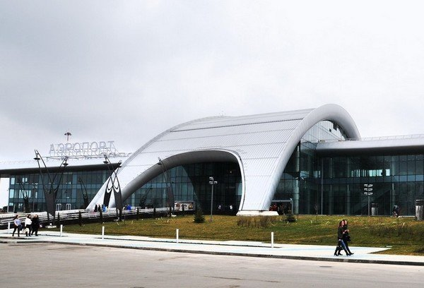 Аэропорт Белгород. Россия аэропорты, интересно, фото