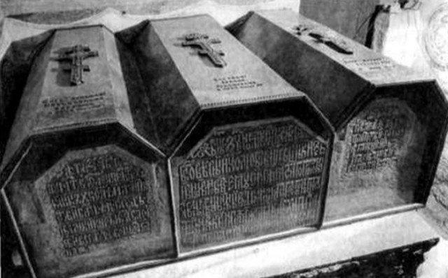 Тайны русской истории. Скелеты и мумии загадки, история, история россии, мумии, скелеты, тайны