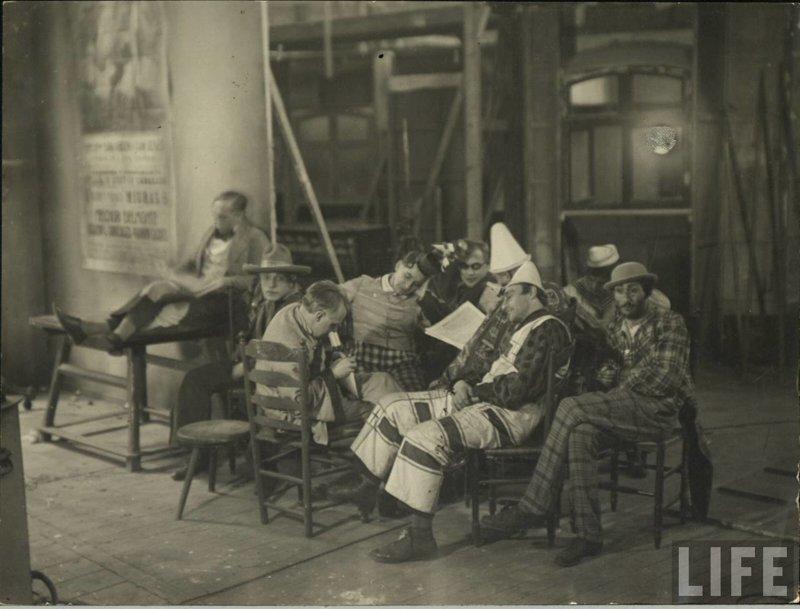 23 редкие фотографии со съёмочных площадок фильмов 1920-х годов behind the scenes, за кадром, история, кинематограф, кино, фотография