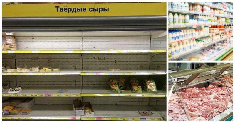 Россиянам пророчат голодное лето АКОРТ, дефицит, меркурий, продукты, сертификация
