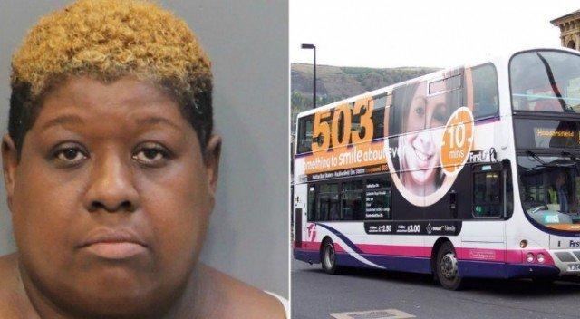 """В Британии женщину приговорили к пожизненному запрету на посещение автобусов из-за """"рома и фасоли"""""""