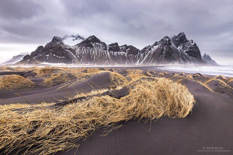 Гора Вестрахорн (Vestrahorn) исландия, красиво, красивый вид, природа, путешествия, туризм, фото, фотограф