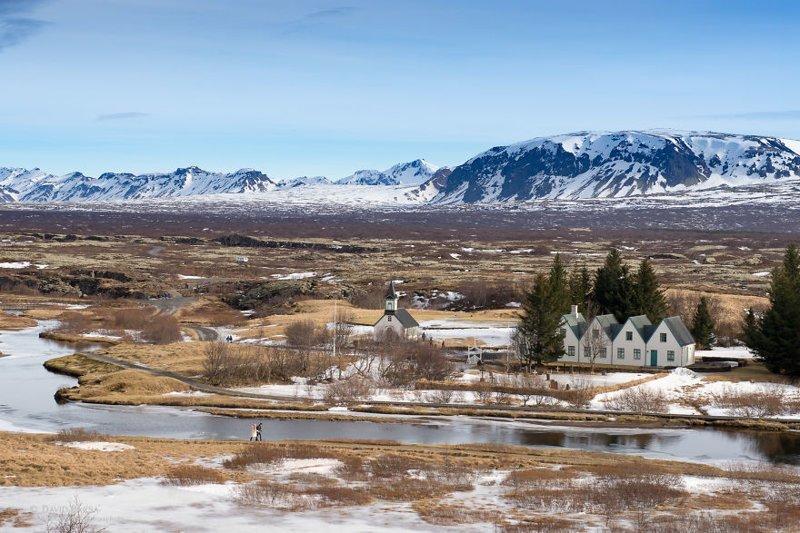 Вид из национального парка Тингведлир (Þingvellir) исландия, красиво, красивый вид, природа, путешествия, туризм, фото, фотограф
