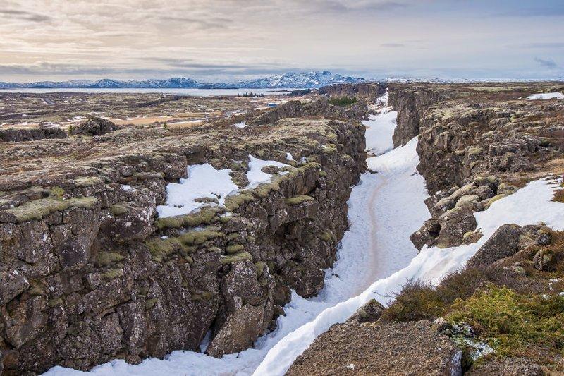 Парк Тингведлир (Þingvellir) исландия, красиво, красивый вид, природа, путешествия, туризм, фото, фотограф