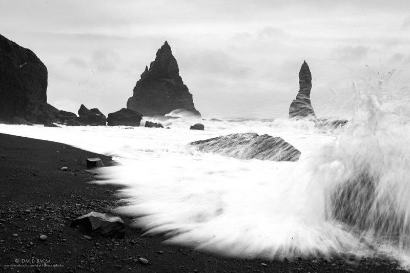 """""""За секунду до того, как я промок"""" исландия, красиво, красивый вид, природа, путешествия, туризм, фото, фотограф"""