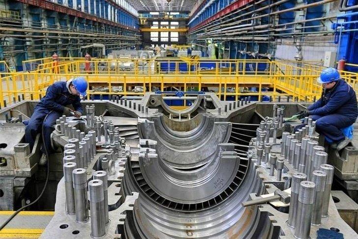Первая турбина для мусоросжигательных заводов разработана в РФ Хорошие, добрые, новости, россия, фоторепортаж
