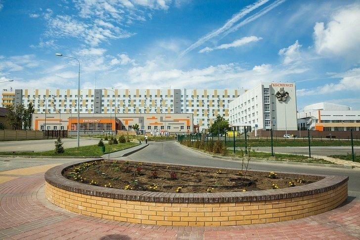 В Волгограде после масштабной реконструкции открыта больница скорой медицинской помощи №25 Хорошие, добрые, новости, россия, фоторепортаж