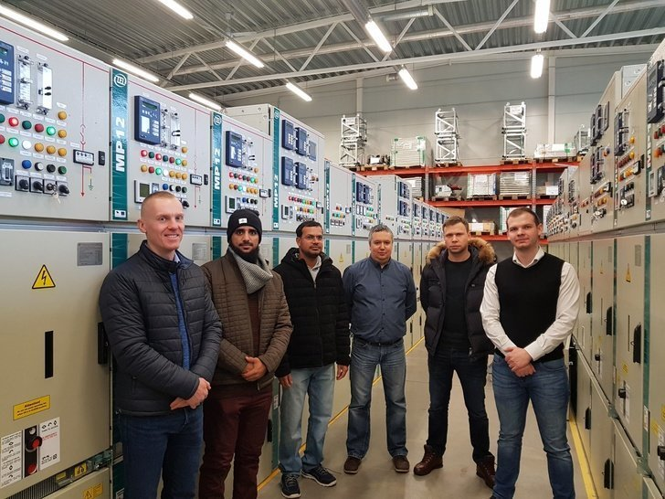 «Таврида Электрик» реализует крупный проект в Омане Хорошие, добрые, новости, россия, фоторепортаж