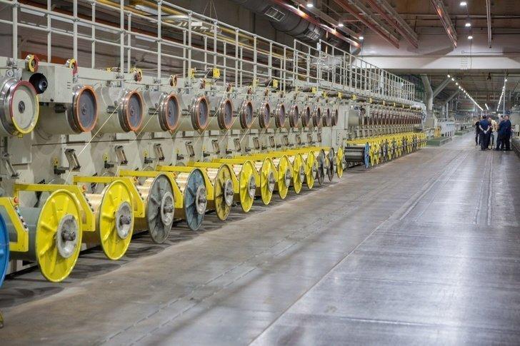 Вторая очередь гальванического производства открыта на предприятии в Липецкой области Хорошие, добрые, новости, россия, фоторепортаж