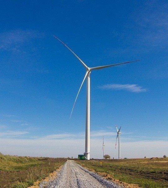 В Ульяновской области открыт промышленный ветропарк Хорошие, добрые, новости, россия, фоторепортаж