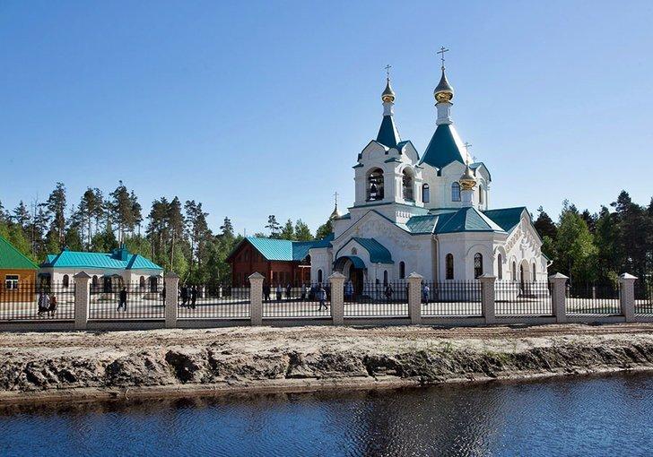 Во Владимирской области открыт новый храм Хорошие, добрые, новости, россия, фоторепортаж